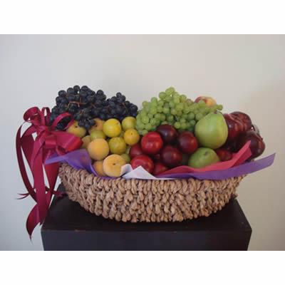 arreglo frutal regalo