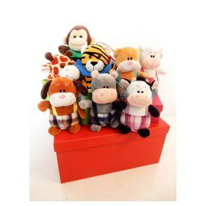 muñecos de felpa para arreglos