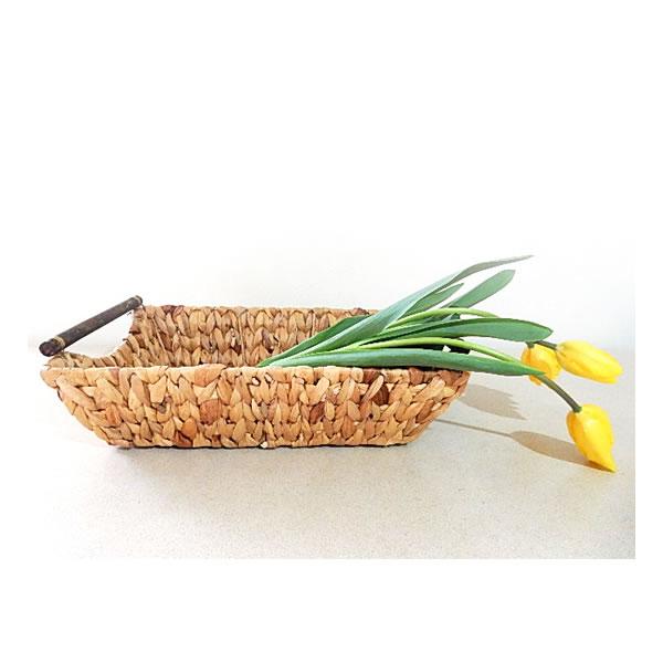 canasta para arreglo floral